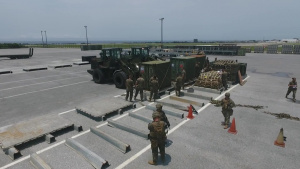 Marines, Sailors conduct quick response drill on Okinawa (Clean)