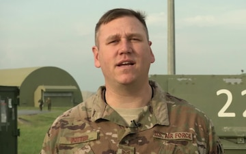 TSgt Clayton Potter Mother's Day Message
