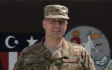 Lt Col Pat Miller Mother's Day Message