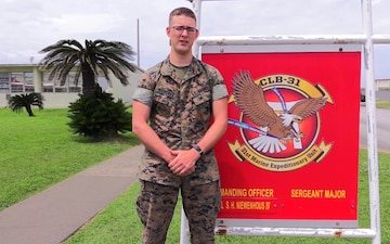 Private First Class Jacob Michaels Mother's Day Shout Out