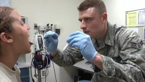Air Force Report: Nurse Appreciation