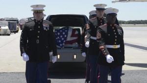 1st Lt. William Ryan's Funeral