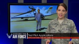 Around the Air Force: Wilson Confirmed/Test Pilots/Cricket Hair Tech