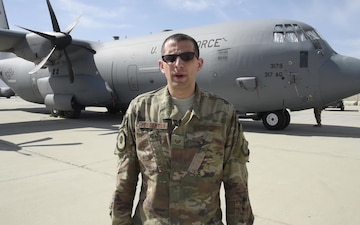 SSgt Nathan Pendleton Mothers Day Greeting