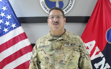 Chief Warrant Officer 5 Gino Spescia Mother's Day Greeting