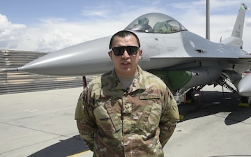 SSgt Anthony Cazares Mothers Day Greeting