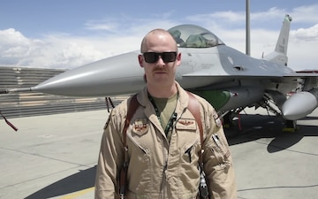 Captain Nathan Scavdal Mothers Day Greeting