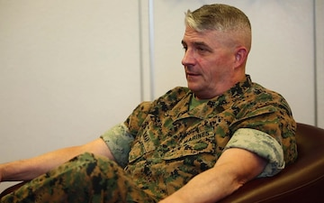 Top enlisted Marine in Okinawa retires after 32 years of service | West Virginia native says farewell (Clean Version, no graphics/music)