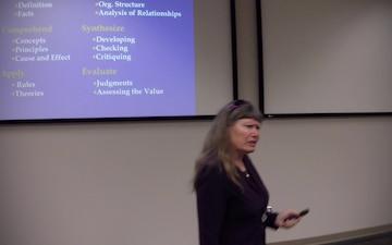 Dr. Julia Crutchfield OAY Video