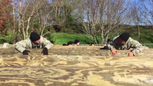 Total Force Officer Training Video
