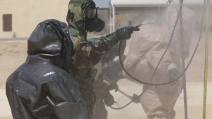 Eager Lion 17: CBRN Training