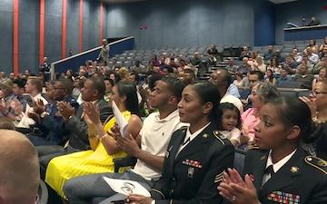SAF/IG commissions future Air Force leaders at UTSA
