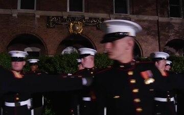 Marine Barracks Washington Evening Parade Promotional Video