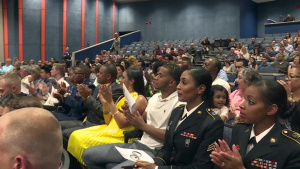 SAF/IG Commissions Future Air Force Leaders at UTSA