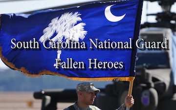 Memorial Day 2017 - South Carolina National Guard