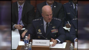 Defense Officials Testify on Space Enterprise