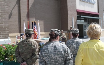 316th ESC Armed Forces Day Celebration