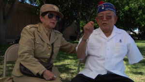 Torrance Honors 442nd Regimental Combat Team WWII Veterans