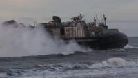 2nd AAB Splash to USS Arlington
