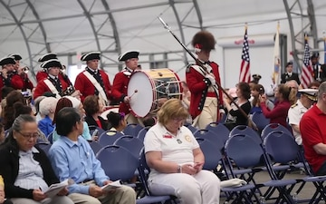31st Annual Massing of the Colors