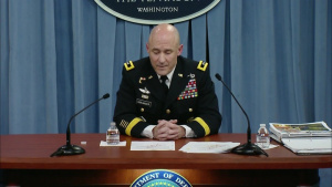 Army Budget Director Briefs Media on FY2018 Budget Proposal