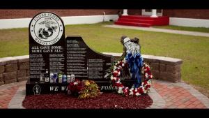 Camp Lejeune Memorials video