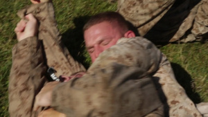 3rd Battalion, 4th Marines Squad Competition