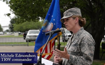 Professional Development Center re-opens for Total Force Airmen