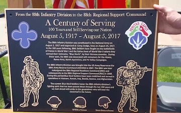 """A Century of Serving"""