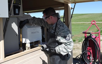 MAFs provide rapid refueling for helos