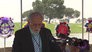 'Last Marine to Leave Vietnam' Speaks at Memorial Day Event