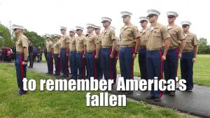Fleet Week NYC: New Rochelle Memorial Day Ceremony