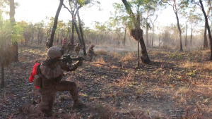 Fire and Maneuver: Exercise Southern Jackaroo 2017