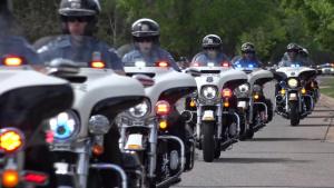 2017 Fallen Officers Motorcycle Ride