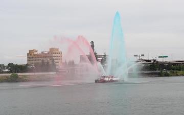 U.S. Coast Guard Ships Arrive for Rose Fest Fleet Week