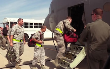 The 139th Airlift Wing Completes a Deployment Exercise