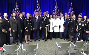 United States Army Reserve and Hackensack University Medical Center Announce S.M.A.R.T. Partnership