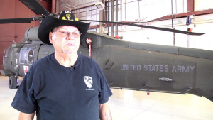 134 ARW Tenant unit receives a visit from Vietnam veteran