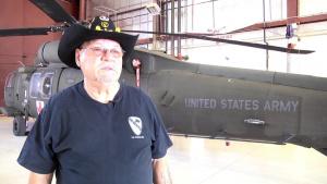 134 ARW Tenant unit receives a visit from Vietnam veteran
