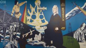 AFIT Mural Timelapse