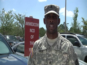 Sgt. Terrelle Fields, Army Reserve Medical Command NCO of the Year: Shout out for Army Birthday