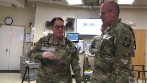 Army Reserve medical personnel reinforce Team STEPPS  at the Mayo Clinic Multidisciplinary Simulation Center