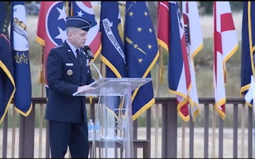 30th Space Wing Change of Command Ceremony