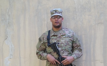 Spc. Jermaine Walker - Father's Day Shout Out