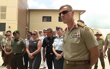 All Hands Update: Australian Defense College Capstone Visit to Guam
