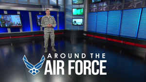 Around the Air Force: SECAF Interview / Load Diffuser Exercise / RPA Pilot Applications