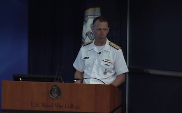 Chief of Naval Operations Opening Remarks for the Current Strategy Forum