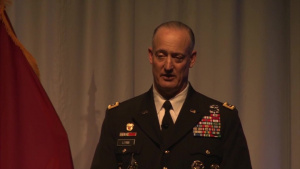 DISA Director Speaks at Cyber Symposium