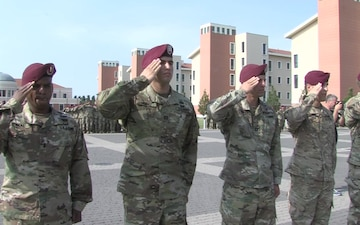54th Brigade Engineer, 173rd Airborne Brigade Change of Command Ceremony