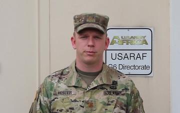 Maj. Ryan Hester - Fathers Day Greetings